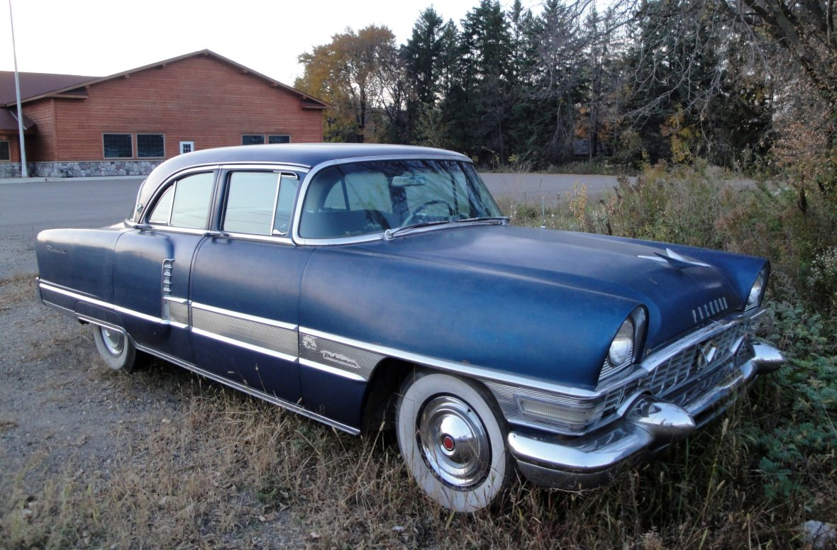 1955 Packard Patrician - Annandale, Minnesota U.S.A. - October 9, 2010
