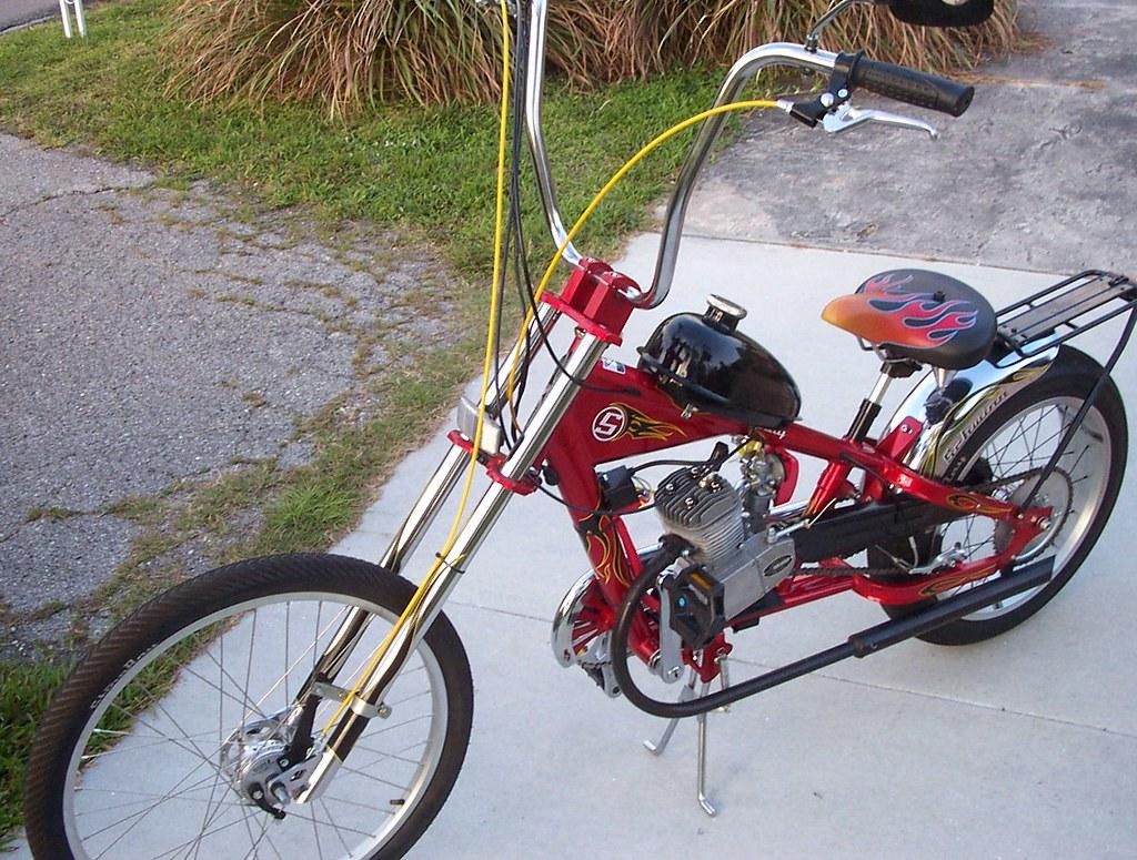 Occ Bike Stingray Engine Gas
