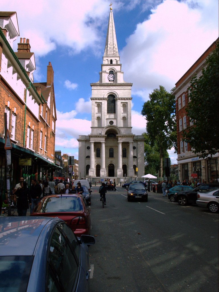 Christ Church Spitalfields Christ Church Spitalfields