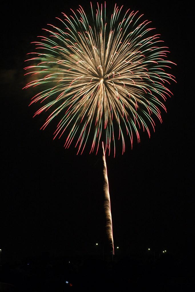 Single Fireworks Map Mrhayata Flickr