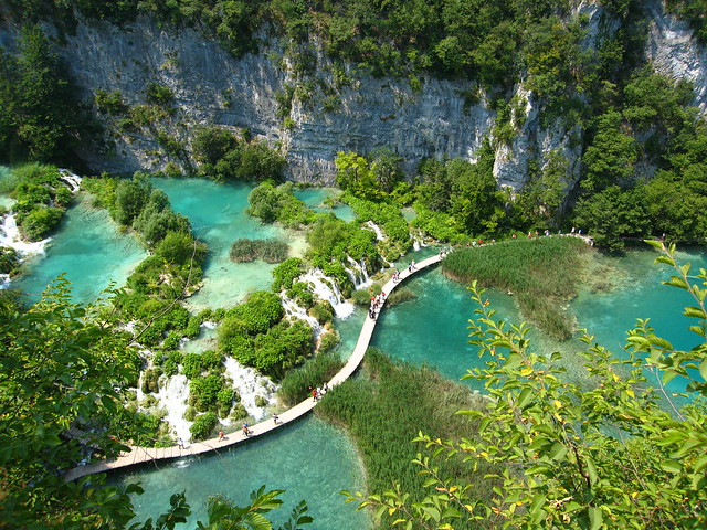 See Plitvice Lakes National Park