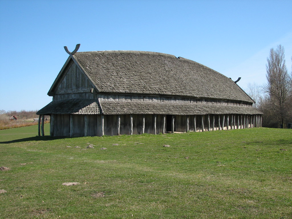 Viking Longhouse