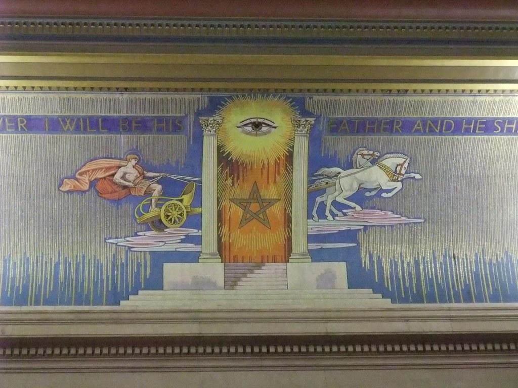 Freemasons Hall 1927 London Art Deco Freemasons Hall