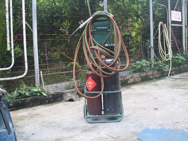 小型風煤燒焊工具 | 冷氣工程燒焊工具 | ming kwong chan | Flickr