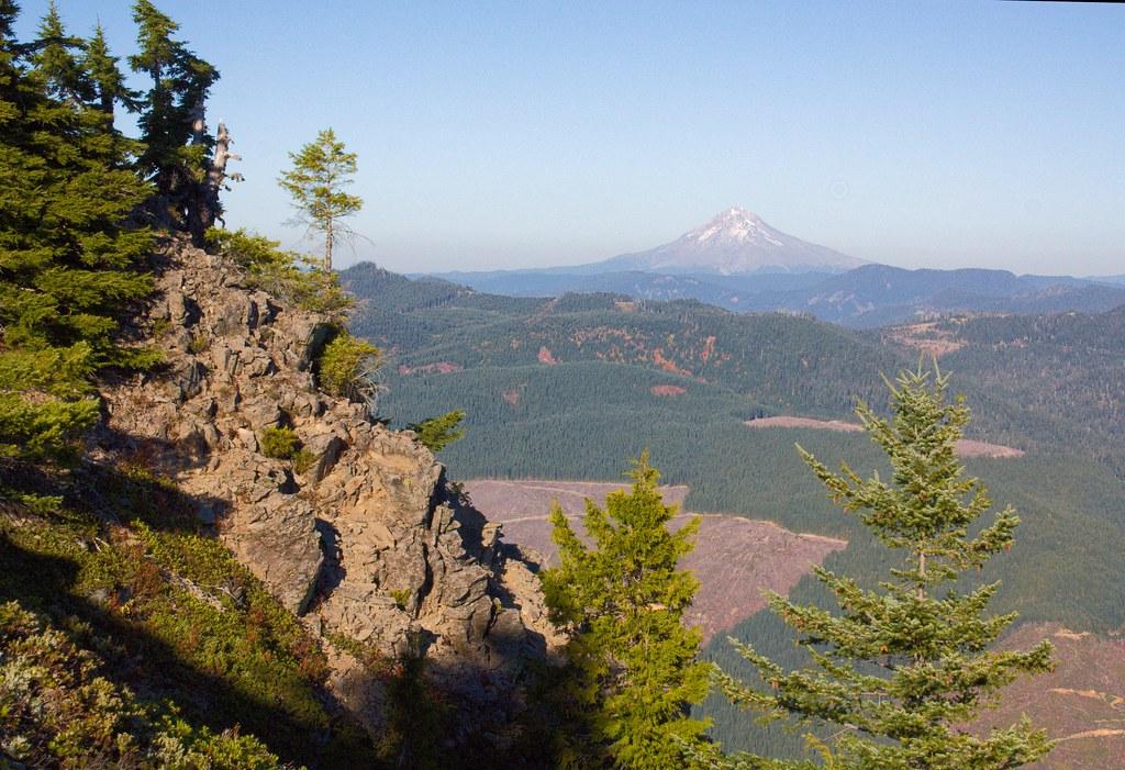 R Cliffs Meadows Hood S Mt