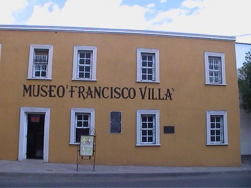 Museo Francisco Villa This Building Was Made In Memory