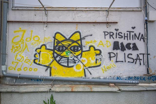 M.CHAT, Pristina