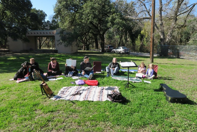 Sunday Singalong at Stacy Park