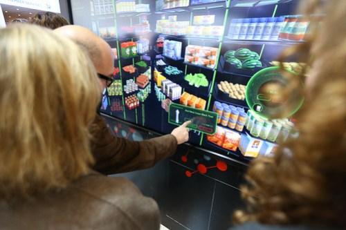 Concretando la compra sin salir de casa. Las soluciones de Alcatel-Lucent Enterprise mejorarán la eficiencia diaria de cada una de las personas en la Ciudad Inteligene.