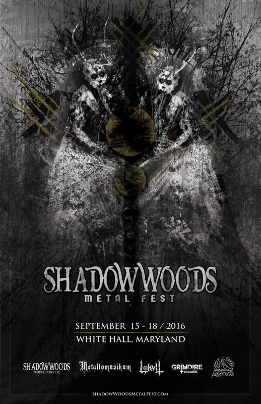 Shadow Woods Metal Fest 2016