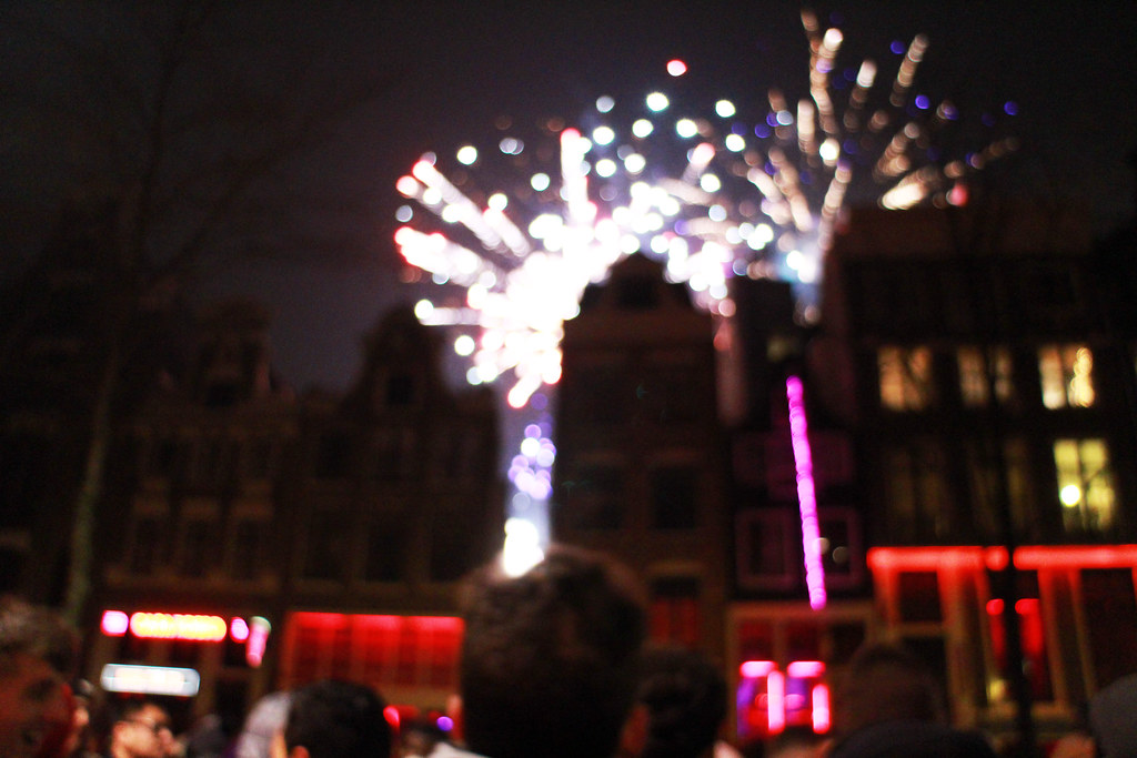 New Years Eve in Amsterdam | Maps of Pangea