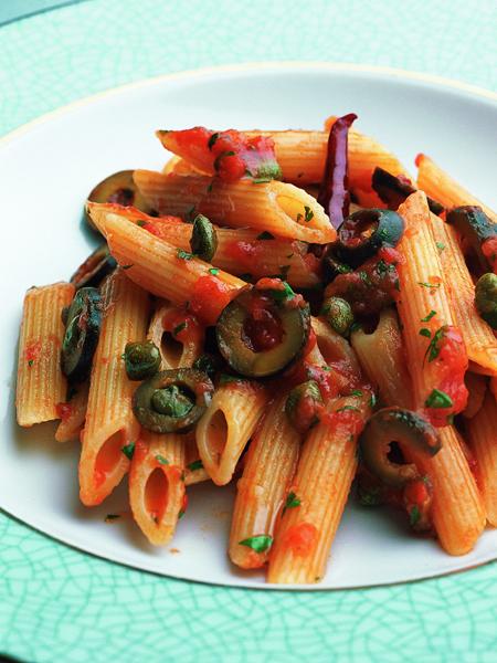 《輕鬆學做義大利料理》煙花女筆管麵 @ 松露玫瑰 :: 痞客邦