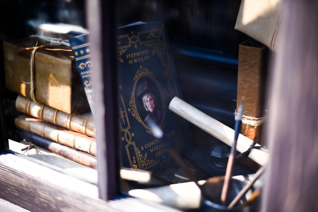 Wizarding World of Harry Potter 11