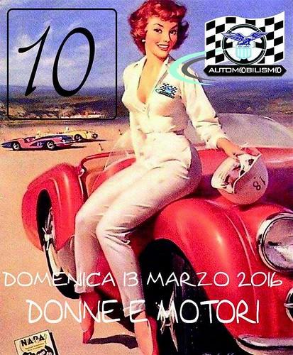 Donne e motori - 13 marzo 2016