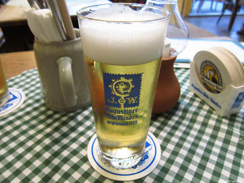 Augustiner Beer Munich