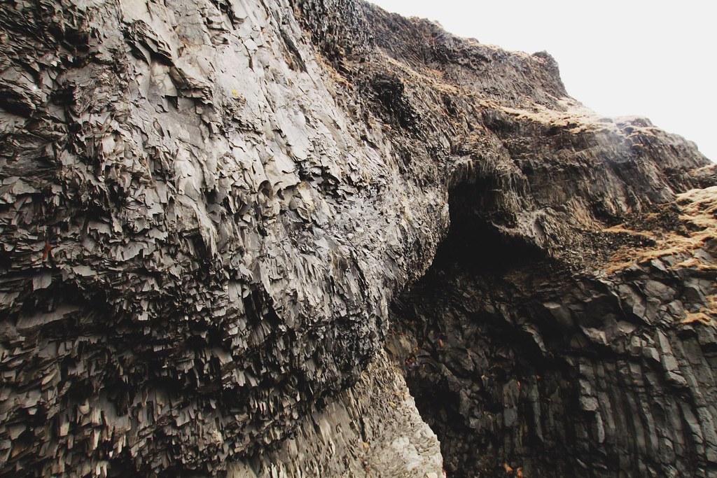 Black Sand Beach | Maps of Pangea