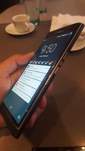 BlackBerry PRIV marca la entrada de la empresa a Android OS: