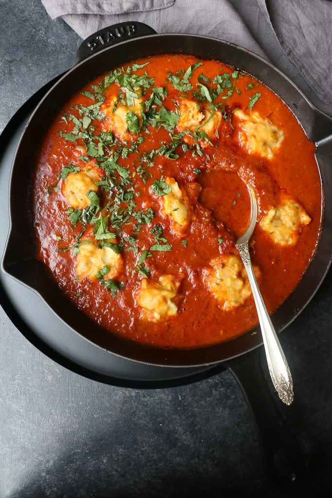 OPA SQUASH DUMPLINGS IN SPICY CURRY-Kofta Curry.  @foodfashionparty