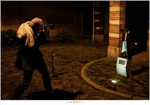 candid fotografie tijdens de workshop Nachtfotografie ISO2500 - f/2 - 1/15 - post processing in Lightroom