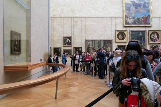 the Mona Lisa hype machine