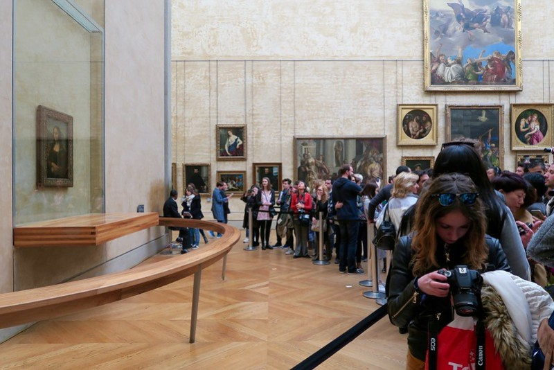 the Mona Lisa hype machine