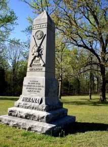 Indiana Monument Photo by Rene Averett