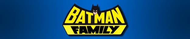 Batman Family of Earth-1: The Five Earths Project