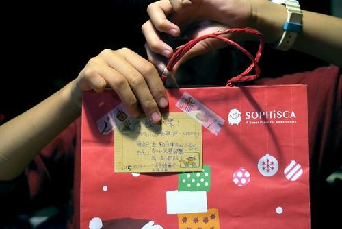 2015聖誕節:她們有默契的偷偷送禮物(11.5ys)