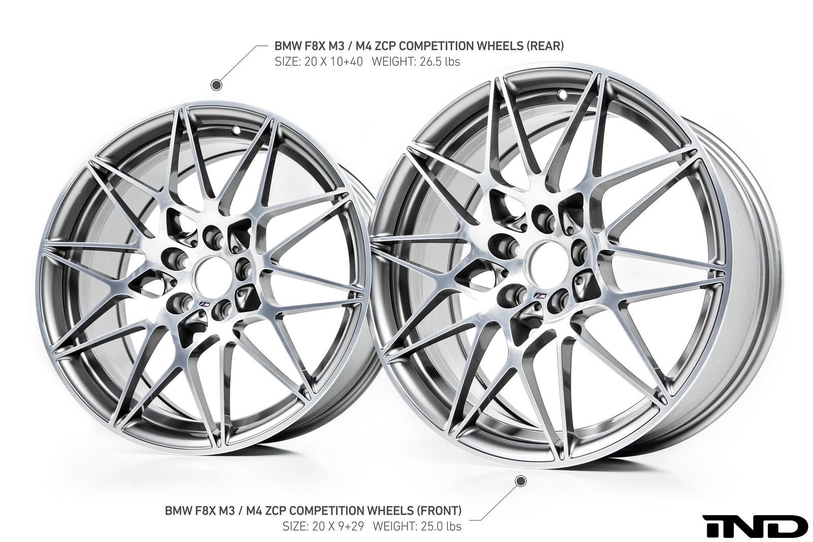 New At Ind Bmw Zcp Wheels