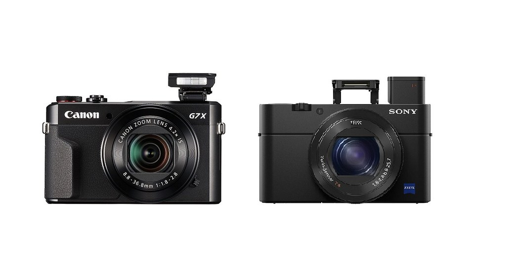 Canon Powershot G7X Mark II vs Sony RX100 IV Comparison | Flickr