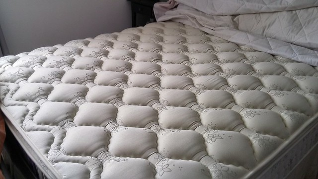 床墊回軟參考