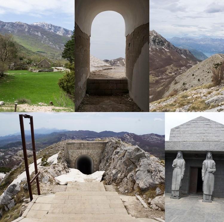 Lovcen National Park | Njegos Mausoleum | Kotor Bay | Montenegro | My gluten free experience in MONTENEGRO