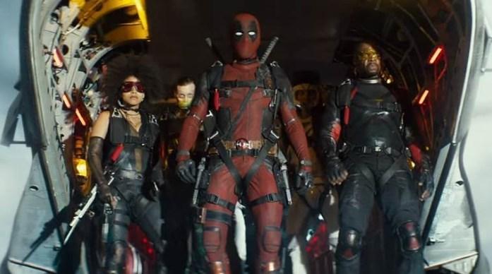 Movie Review Deadpool 2 2018 Adira Oktaroza