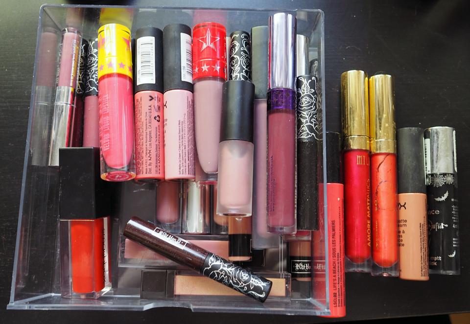 liquid lip declutter meikki kevätsiivous