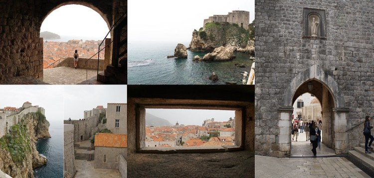 Dubrovnik old town | Croatia | Day trip from Montenegro | My gluten free experience in MONTENEGRO