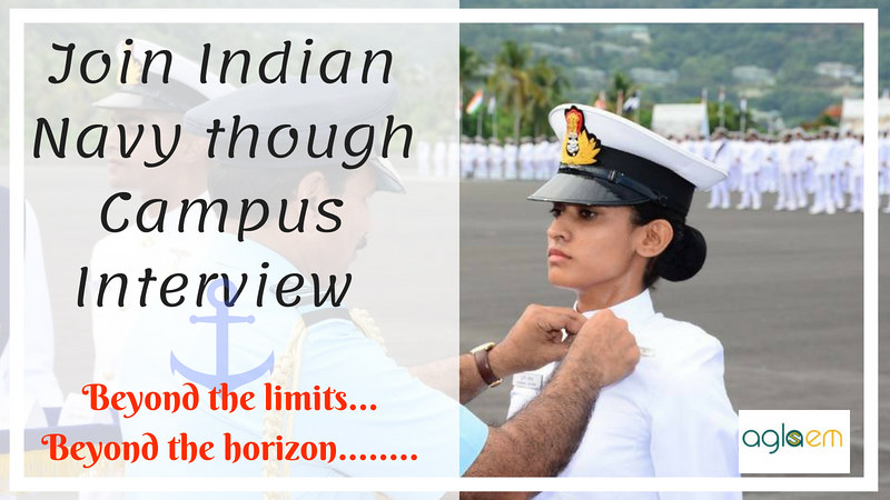 Indian Navy UES 2019 Result - Campus Interview Result