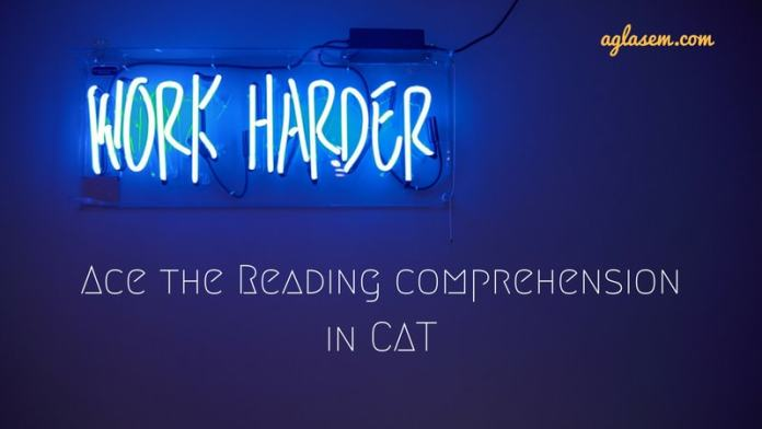 CAT reading comprehension