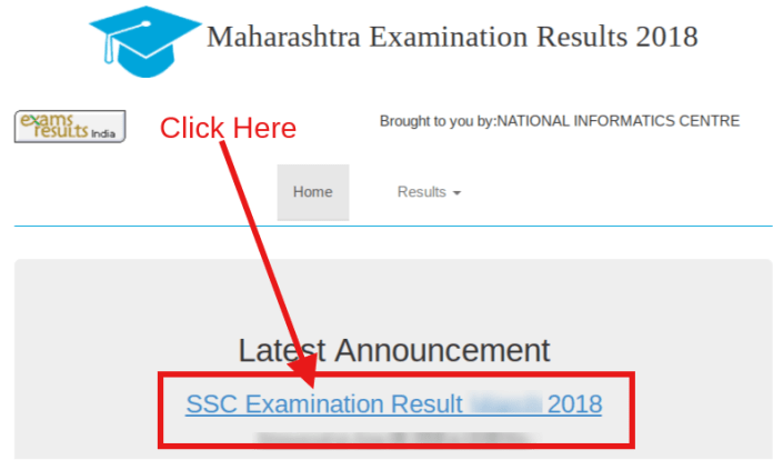 Maharashtra SSC Supplementary Result 2018