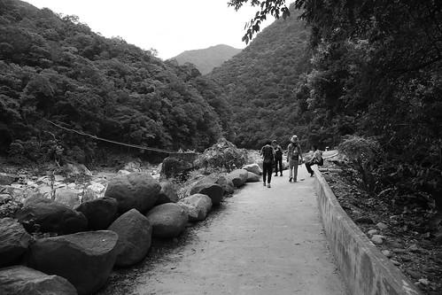 花蓮「砂卡礑步道」:鬼斧神工大自然美景就在眼前