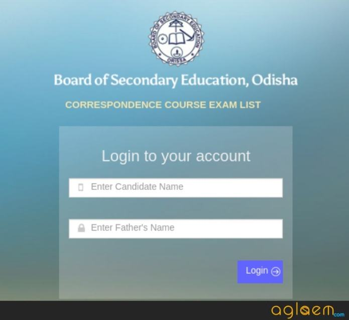 Odisha HSC Supplementary Time Table 2019
