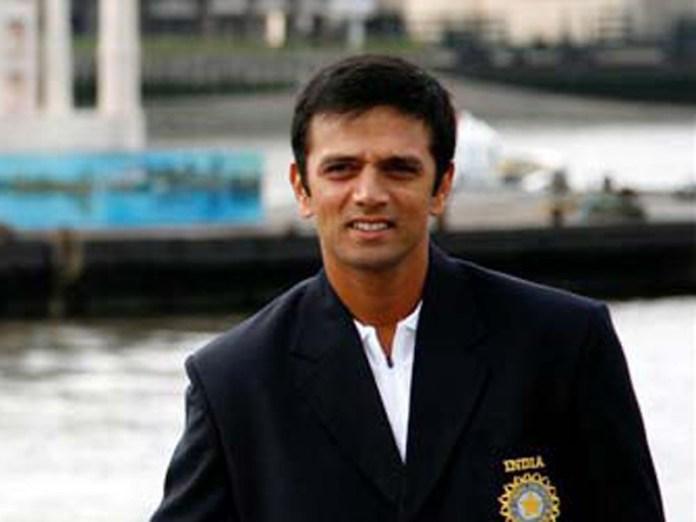 rahul dravid age