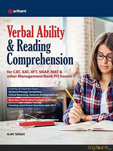 CAT Verbal Ability Books