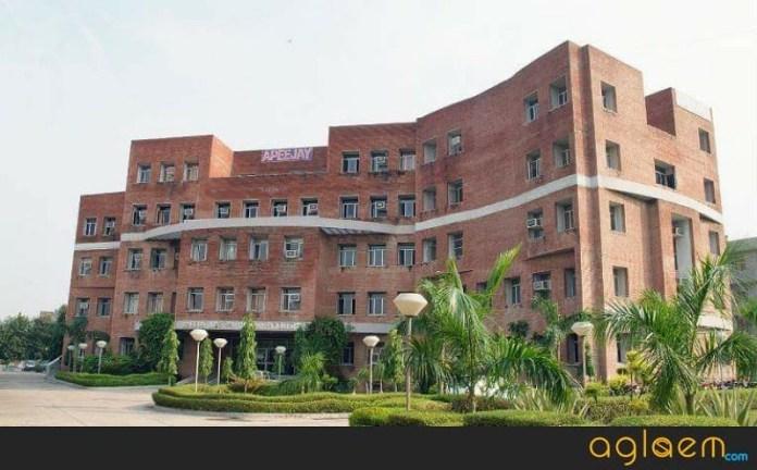 Apeejay School of Management, Dwarka, New Delhi