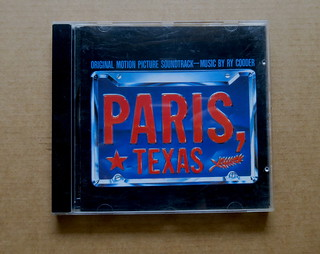 【清晨之曲】文・溫德斯電影《Paris, Texas》電影原聲帶(2018.06)