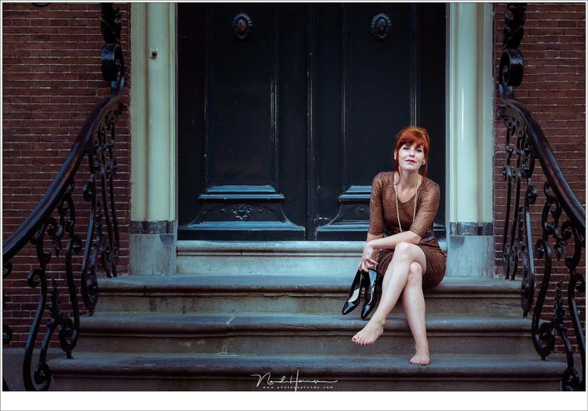 Wendy en de Leica SL