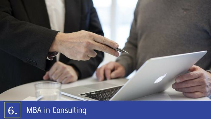 MBA Specialization - Consulting