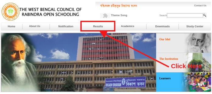 Rabindra Open Schooling HS Result December 2018