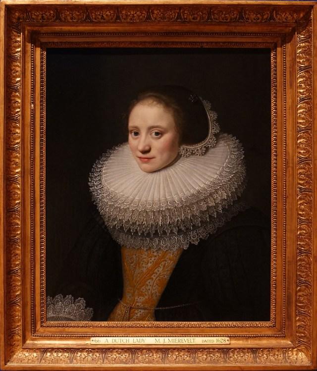 Questo ritratto mostra lo stile preciso e lineare per il quale l artista è  diventato famoso. L abito scuro 5ccbc4e05cb8