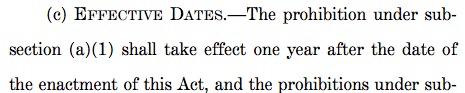 Trích NDAA của chính phủ Hoa Kỳ về việc cấm sử dụng Dahua và HIKVision