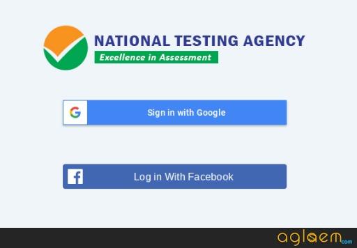 nta starts test practice centre registration for aspirants at nta ac